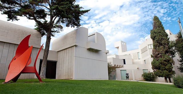 Fundació Joan Miró em Barcelona