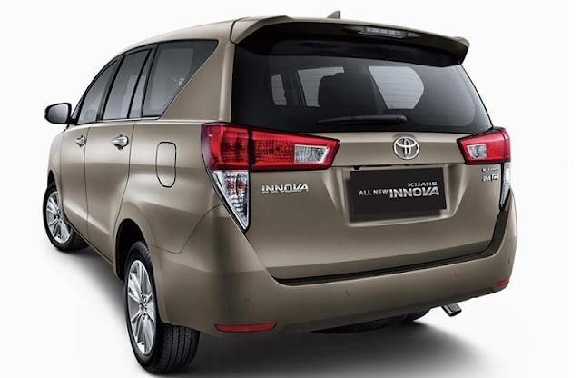 Toyota Thanh Hóa chính thức đi vào đặt cho Innova 2016 Crysta tháng 7