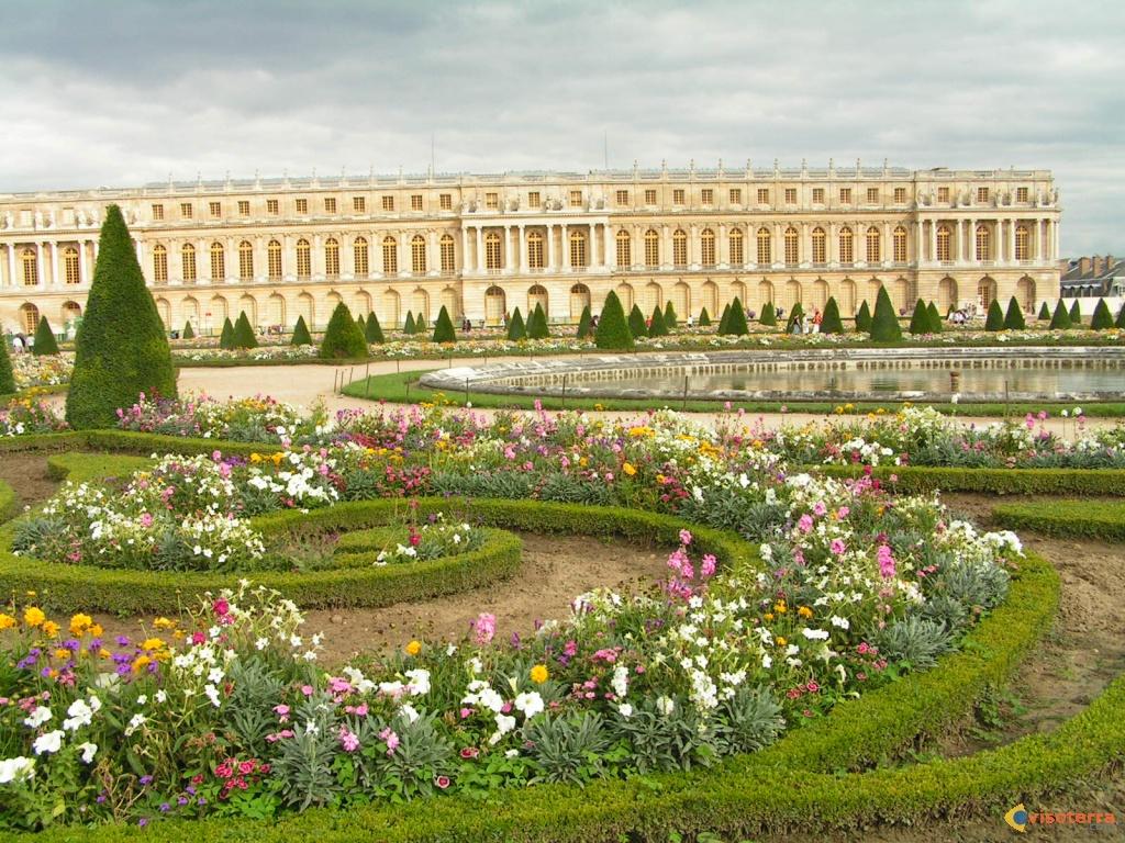 Un petit coin de francofolie versailles - Jardin du chateau de versaille ...