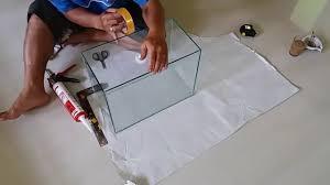 Cara Membuat Aquarium Sendiri Dengan Mudah Di Rumah
