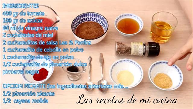 Salsa Barbacoa BBQ