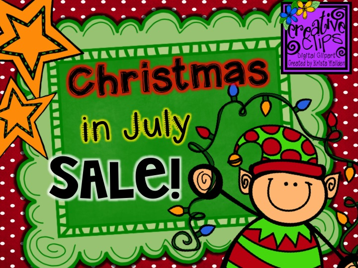 Christmas In July Sale Ideas.The Creative Chalkboard One Day Sale Happy Christmas In July
