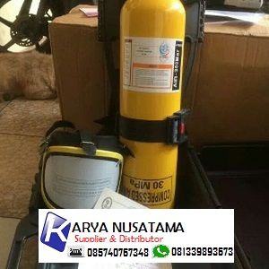 Jual SCBA Apparatus Merk Hypro 6 Liter 300 Bar di Jambi