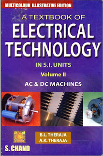 DOWNLOAD ELECTRICAL TECHNOLOGY VOLUME-2 B L Thereja BOOK PDF