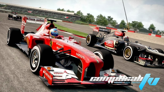 Formula 1 2013 Play Station 3 Español