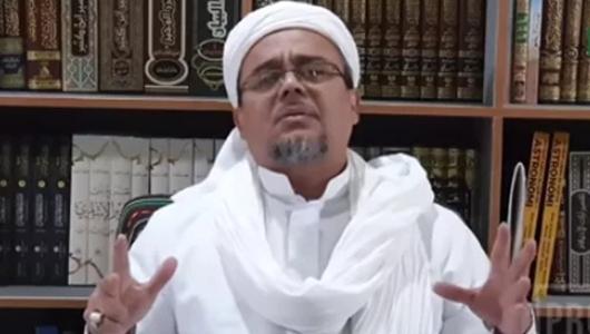 Muncul Petisi Minta Cabut Status WNI Habib Rizieq, FPI Buka Suara