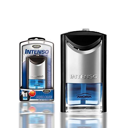 Nước hoa Kẹp cửa gió điều hòa Aroma Car Intenso Air Vent 7ml - Aqua Blue