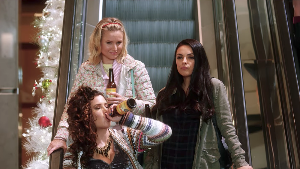 Bad Moms Christmas Dvd Release Date.Momma4life Bad Moms Christmas On Blu Ray Dvd February 6th
