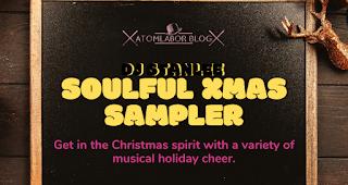 SOULFUL XMAS SAMPLER VON DJ STANLEE | MIXTAPE DES TAGES