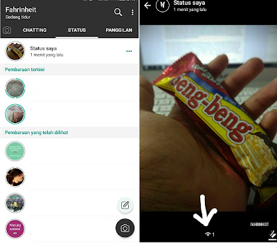 Cara Melihat Story / Status WhatsApp Tanpa Ketahuan