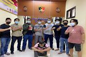 Sempat DPO, Doyok Pelaku Jambret Akhirnya Berhasil Dibekuk Team Resmob Satreskrim Polres Serang