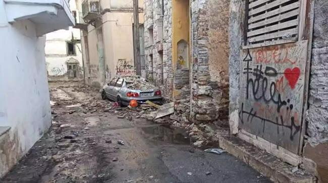 Αντί για νόμπελ Ειρήνης οι «Έλληνες νησιώτες» πήραν σεισμό  θεία δίκη λένε κάποιοι
