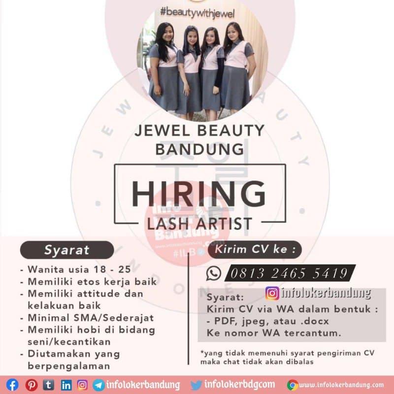 Lowongan Kerja Jewel Beauty Bandung Januari 2021
