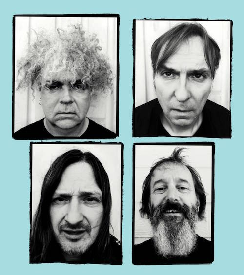 Melvins @ The Velvet Underground, May 16