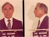 Allen Dorfman fichado por el FBI