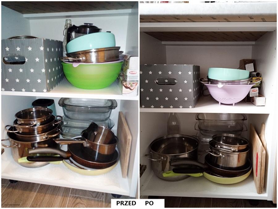 organizacja małej kuchni krok po kroku