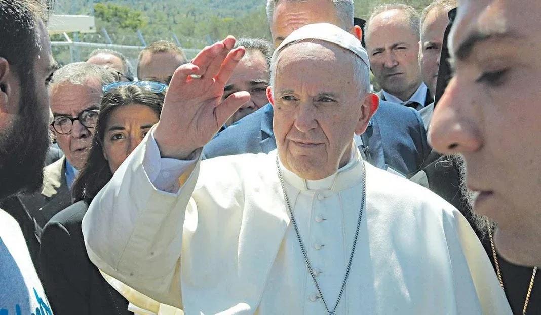 Πάπας Φραγκίσκος: «Δεύτερος κατακλυσμός θα χτυπήσει την ανθρωπότητα»