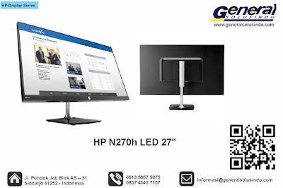 HP N270h LED 27