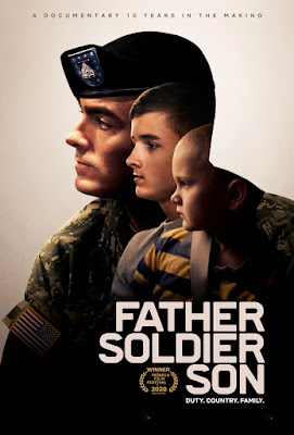 Father Soldier Son [2020] [CUSTOM HD] [DVDR] [NTSC] [Latino]