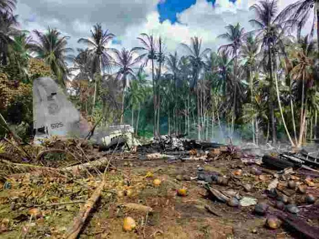Baru Enam Bulan Dioperasikan, AU Filipina Kehilangan C-130H Hercules