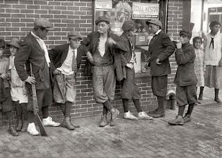 Banda juvenil de Nueva York