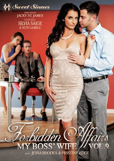 Forbidden Affairs 9 – My Boss Wife