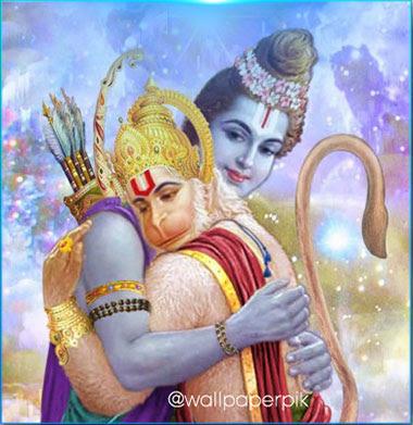 ram and hanuman image photo full hd download