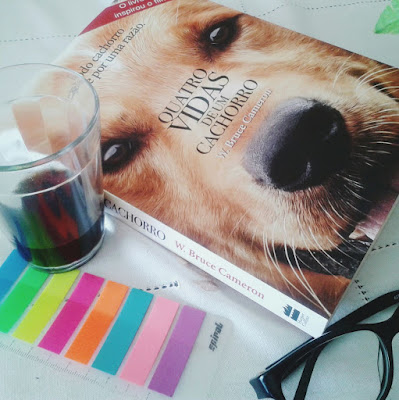 Resenha: Quatro vidas de um cachorro