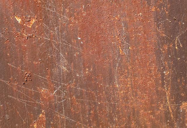 Rusty Metal Textures Ver 3 - 5