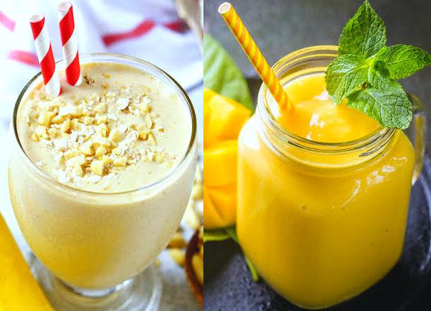 How to use mango peel on face   Mango powder benefits for skin