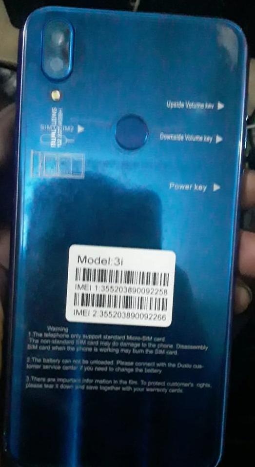 Huawei Clone Nova 3i Firmware   Flash File MT6580 Hang Logo Fix