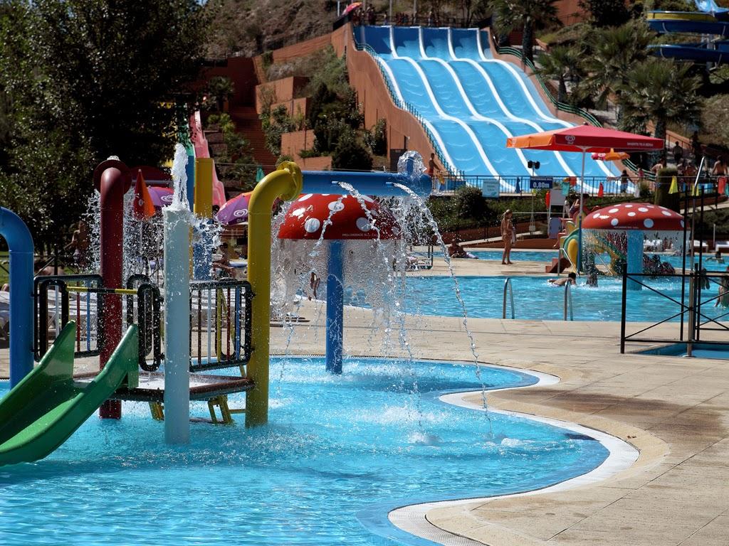 Parque acuático Amarante