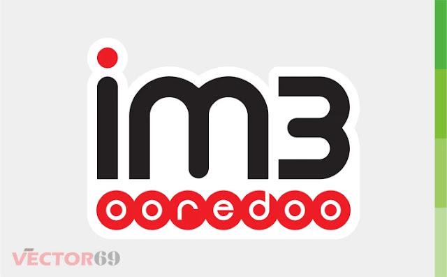 Logo im3 Ooredoo - Download Vector File CDR (CorelDraw)
