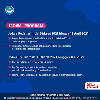 Jadwal Tryout PPPK 2021