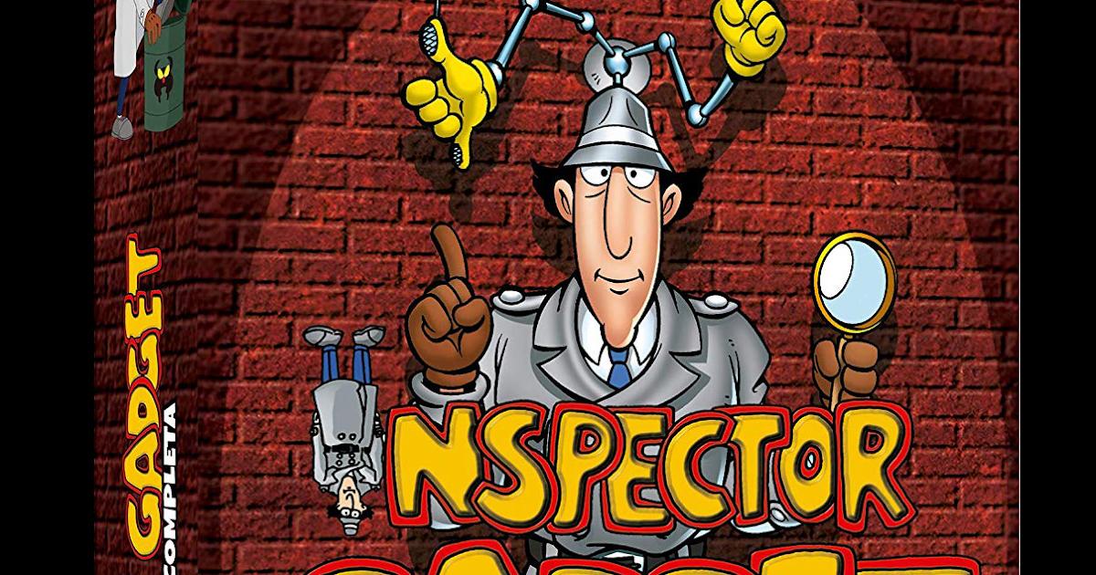 ¡Adelante Gadgeto Blog! Inspector Gadget | Blog Fan ...