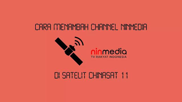 Cara Menambah Channel Ninmedia