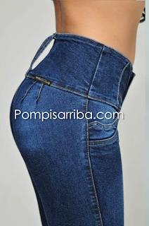 Pantalones de Moda de Mezclilla en Gdl México