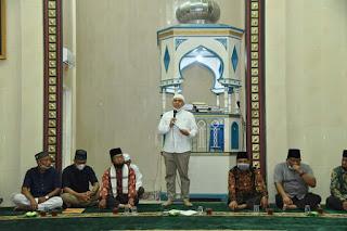 Bupati Batu Bara Safari Ramadhan Di Masjid Ash Shabirin
