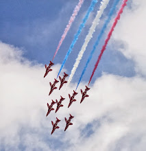 Waddington Air Show
