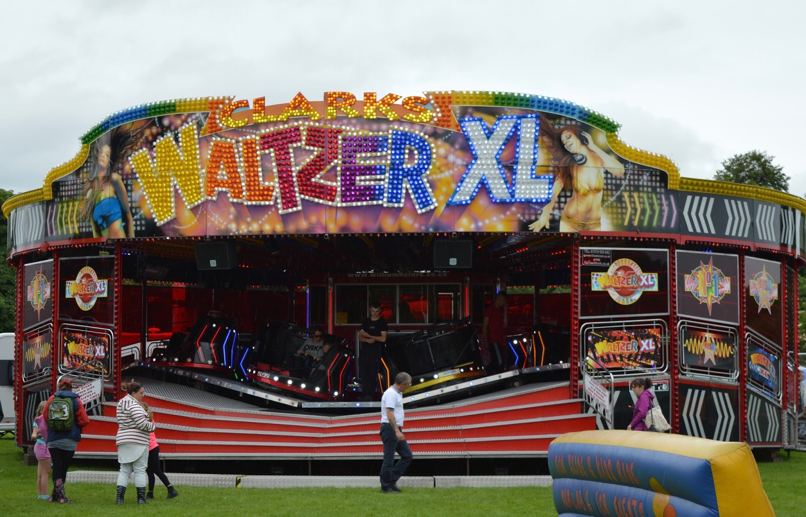 Corbridge Festival 2016 - A Review  - waltzer