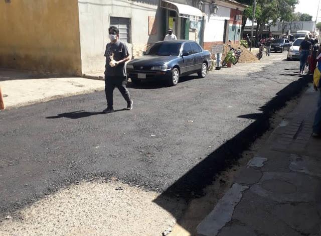 EN CARORA: EMPRESAS PRIVADAS SIGUEN DANDO LA CARA POR EL GOBIERNO LOCAL