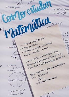 Como Estudar Matemática - Neurociência