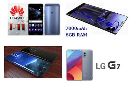 Best Phones 2018 Upcoming The Future Smartphones