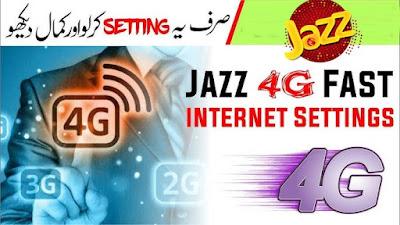 Jazz APN Setting