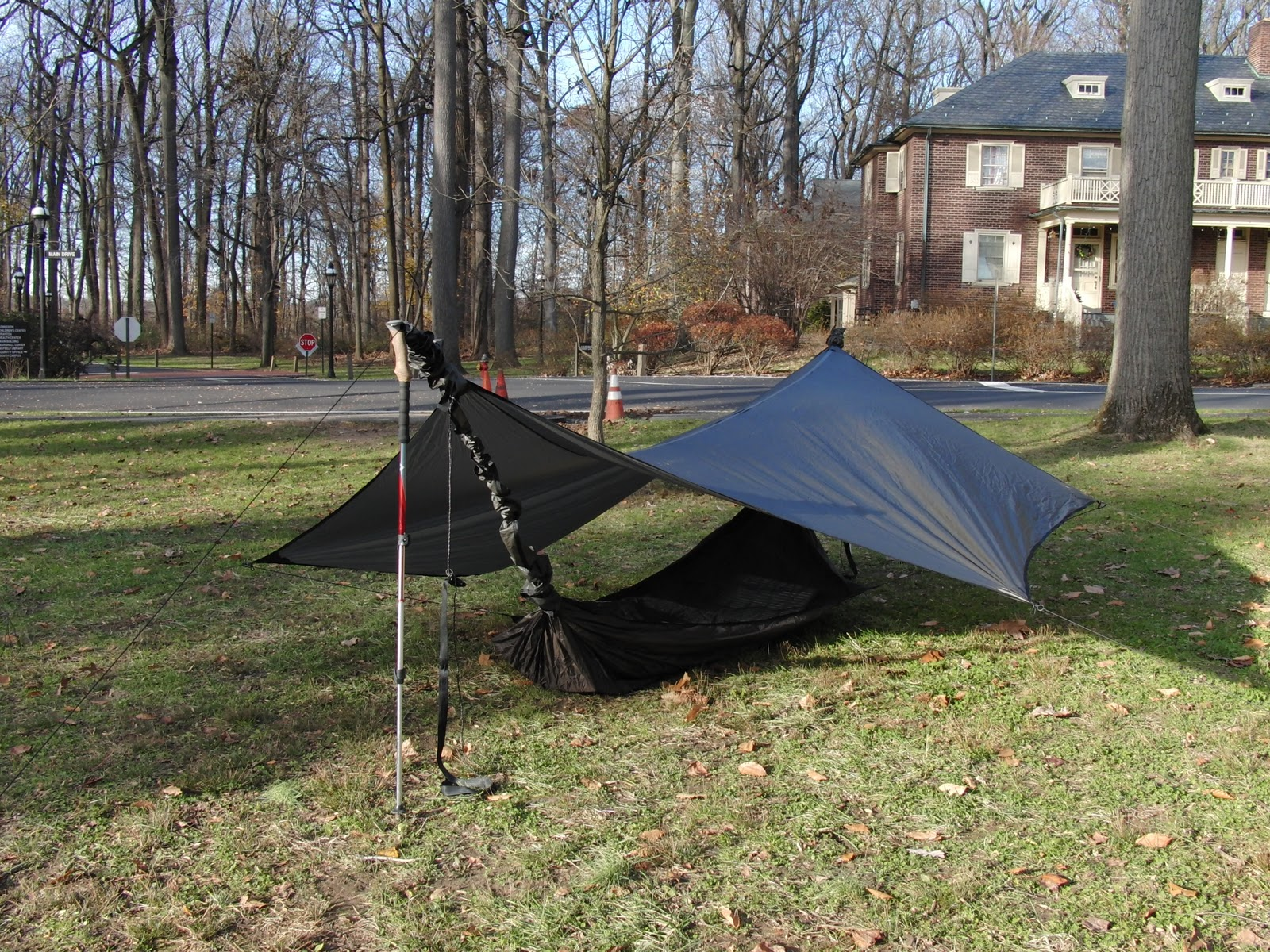 Bivy Sack Or Tent Backpacking