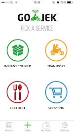 Pesan game lebih mudah dengan Go Shop via Aplikasi GoJek