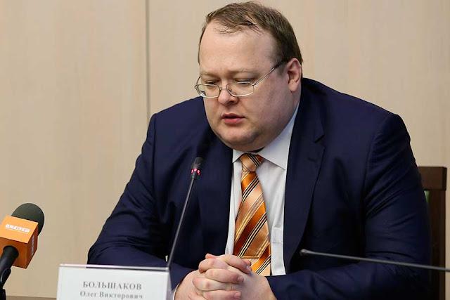 И. о. руководителя Фонда капитального ремонта Московской области Олег Большаков. Сергиев Посад