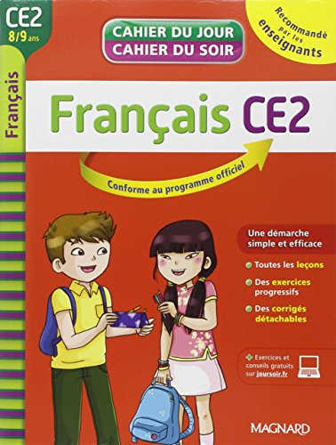 Français CE2, 8-9 ans (Leçons, Exercices, Corrigés)