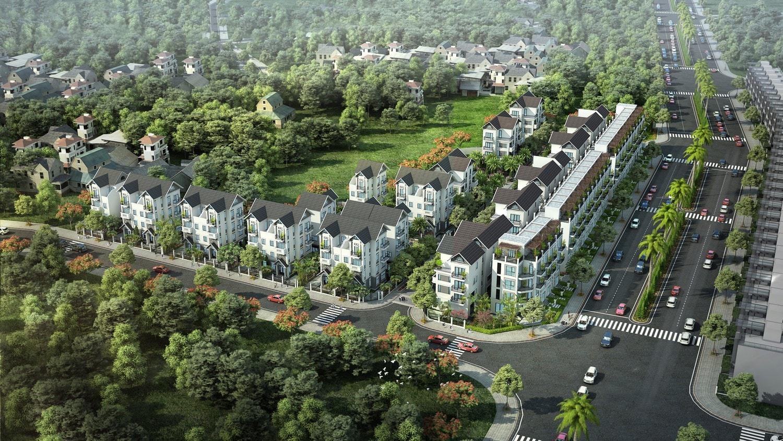 Tổng quan dự án Hateco Green City