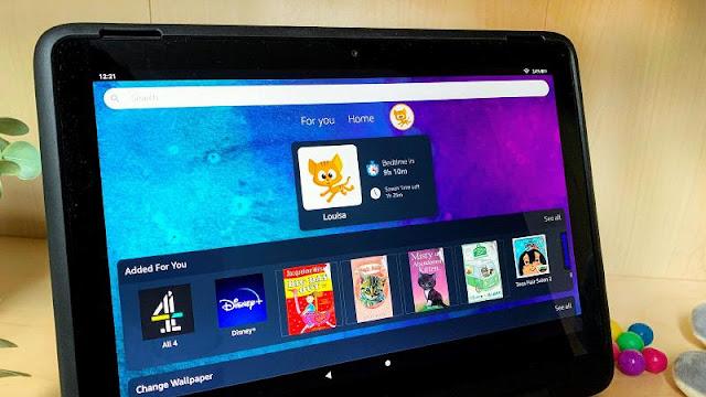 Amazon Fire HD 10 Kids Pro Review